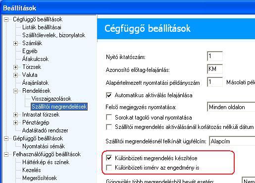 opciók és garanciatípusok)