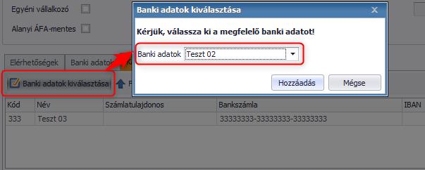 Kapcsolt banki adatok 3